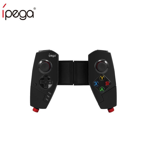 Universal Wireless Bluetooth Game Controller Joystick with Stretch Bracket for iOS Android TV Box