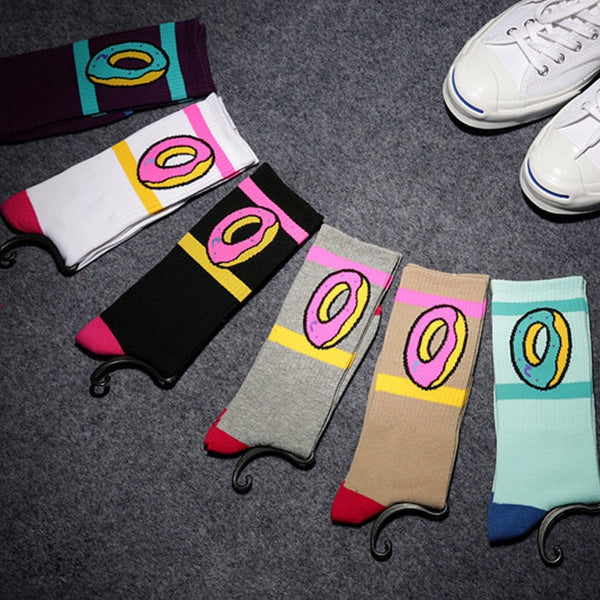 "Supreme ""Odd Future"" Donut Socks"