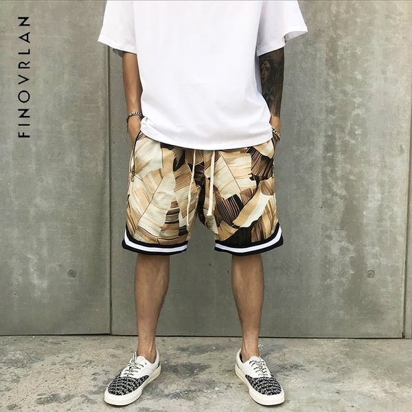 "Vintage ""Fear Of God"" Floral Shorts Jungle Collection"