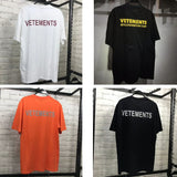 "3M Reflective ""Vetements"" Shirt Collection"