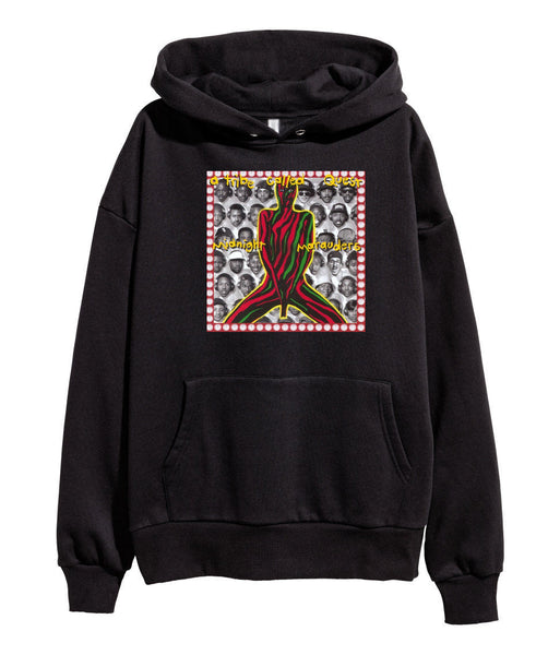 "Vintage ATCQ ""Midnight Marauders"" A Tribe Called Quest Logo Supreme Hoodies"