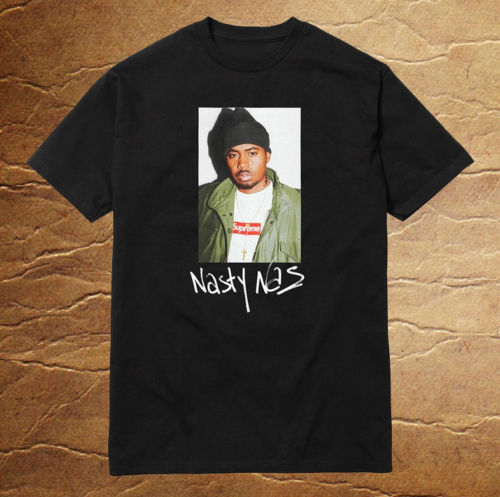 "Supreme ""Nasty Nas"" Vintage Collection"