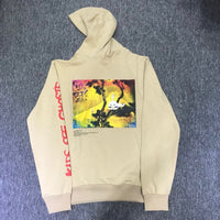 "Kanye West ""KIDS SEE GHOSTS"" Hoodie Yeezy Collection"