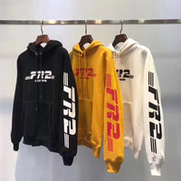 "FXXKING RABBITS FR2 SEXPRESS ""DHL Express"" Hoodie Collection"