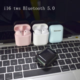 "Bluetooth 5.0 Custom Color ""Air Pods"". iPhone & Android Wireless Headset"