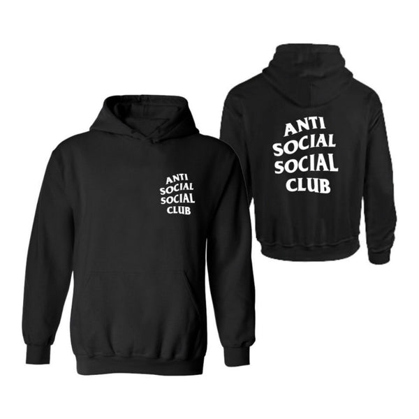 "Vintage ""ASSC"" Anti Social Social Club Hoodies"