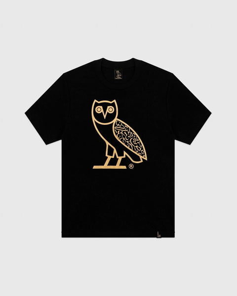 "Vintage Drake ""OCTOBERS VERY OWN"" OVO Owl Logo Shirt"