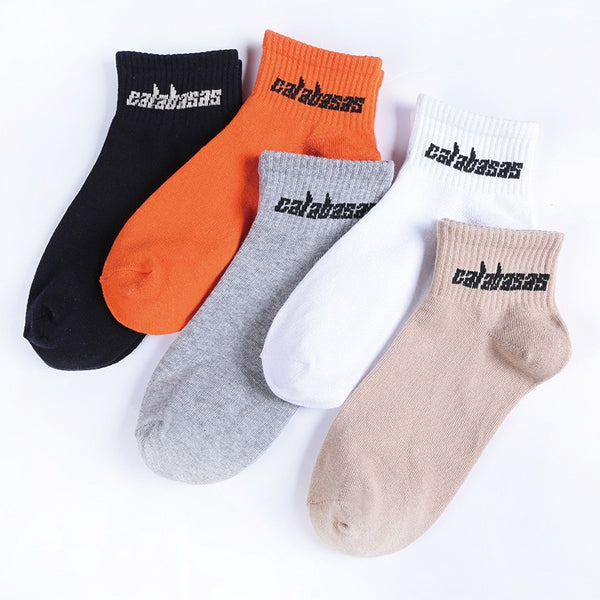 "Supreme Kanye West ""Yeezy Season Calabasas"" Ankle Socks"