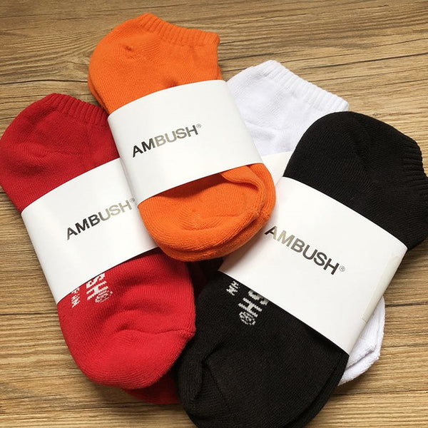 "Supreme ""Ambush Design"" DHL Express Socks"