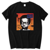 "Vintage Nas ""illmatic"" Concert Merch"