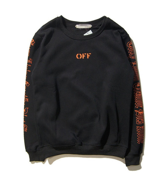 "Vintage Off-White ""Vlone"" Supreme Collection Jumpers"