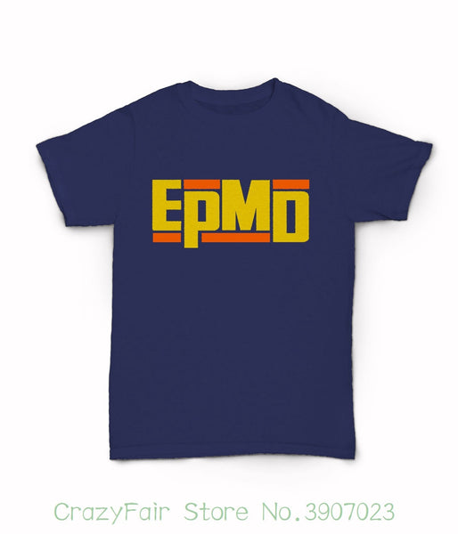 "Vintage Old-School ""EPMD"" Supreme Logo Merch Collection"