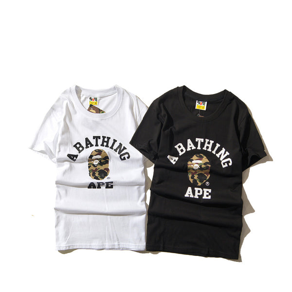 A Bathing Ape BAPE Logo Collection