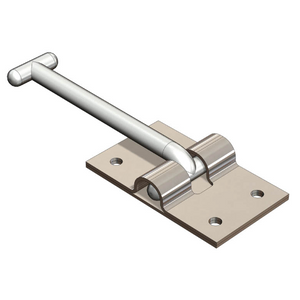 Door Retainer Hook Hold Back Arm - 100mm