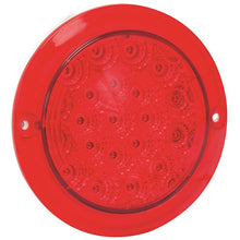 LED Autolamps 102RM Round Stop/Tail Lamp