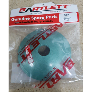 Genuine Bartlett 59/3 Dome Cap suit 127mm Ball