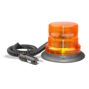 LED Autolamps 128AMM Magnetic Mount Strobe Beacon