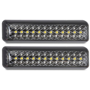 LED Autolamps 200BIRSTME2 Stop/Tail/Indicator & Reverse Lamps - Pair
