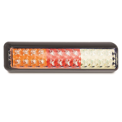 LED Autolamps 200BSTIRM Stop/Tail/Indicator & Reverse Lamp