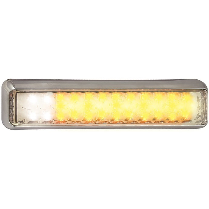LED Autolamps 200CAW/24 24V Front Indicator/Marker Lamp