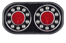 LED Autolamps 209GARLP2 Stop/Tail & Indicator Boat Trailer Kit