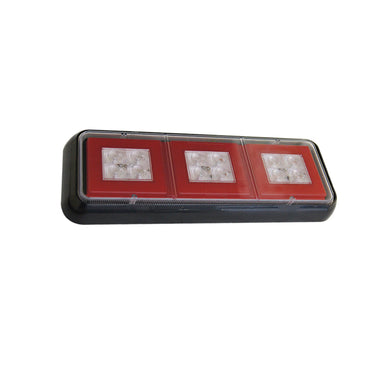Lucidity GloTrac LED Rear Stop/Tail/Indicator & Reverse Lamp - 26057ARC-BV