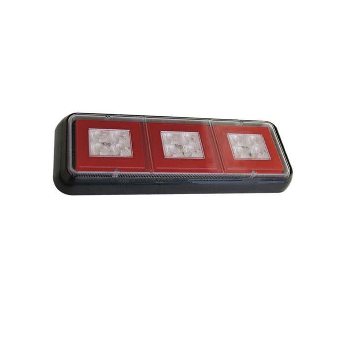 Lucidity GloTrac LED Rear Stop/Tail and Indicator Lamp - 26057ARR-BV