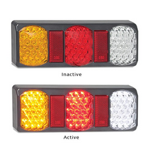 275 Triple Series Stop/Tail/Indicator & Reverse Combination w Reflectors - Each
