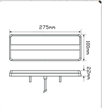 LED Autolamps 275MAR dimensions