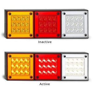 280ARWM LED Stop, Tail, Indicator & Reverse Lamp - Each