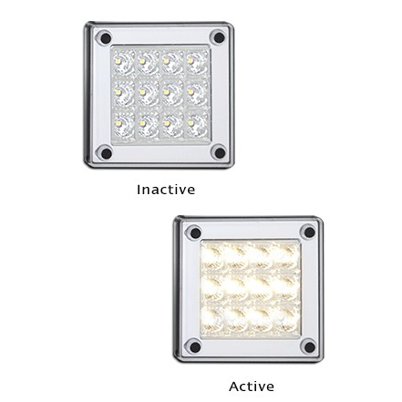 LED Autolamps 280WM