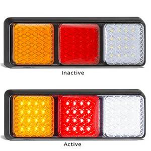 282ARWM LED Stop, Tail, Indicator & Reverse Lamp Multivolt - Each