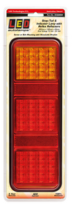 283 Series LED Autolamps Stop/Tail & Indictor Lamp - 283ARRM - Each