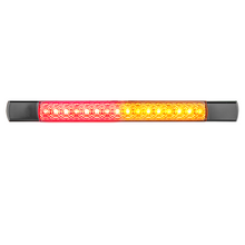 LED Autolamps 285BAR12 Slim Stop/Tail & Indicator Lamp - 12 Volt Only