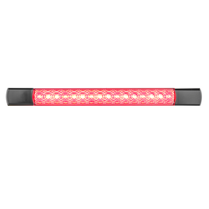 LED Autolamps 285BR12 Slim Stop/Tail Lamp - 12 Volt Only