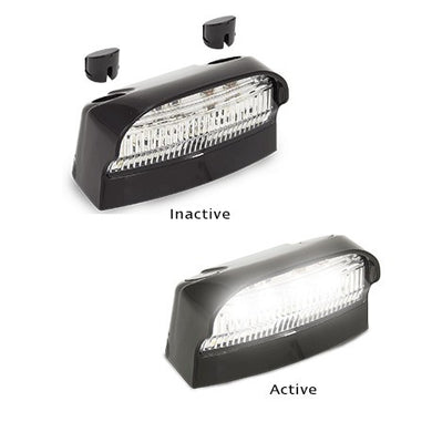 LED Autolamps 41BLM Licence Plate Lamp