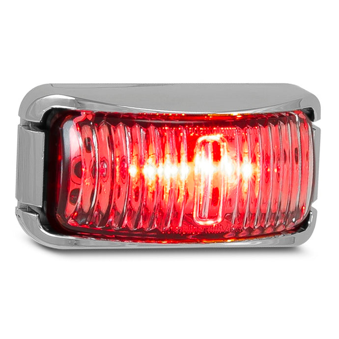 LED Autolamps 42CRM Red Rear End Outline Marker