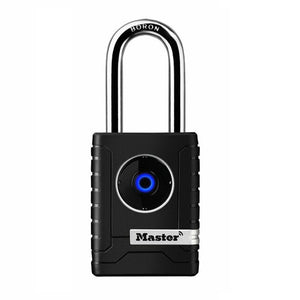 Black Friday Special - Masterlock Bluetooth Outdoor Padlock - 4401DLHENT