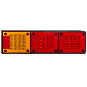 LED Autolamps 460ARRM Stop/Tail & Indicator Lamp