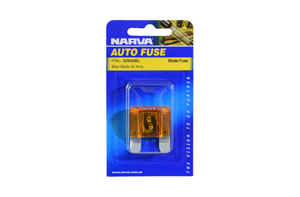 Narva Maxi Blade Fuse - Various Sizes - Blister Packs of 1
