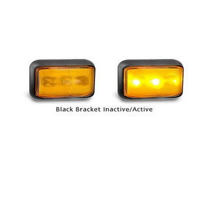 58 Series LED Autolamps Side Marker/Direction Lamp - Each
