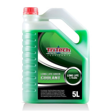 TriTech Long Life Green Coolant Concentrate