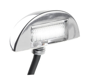 60CLM Licence Plate Lamp active