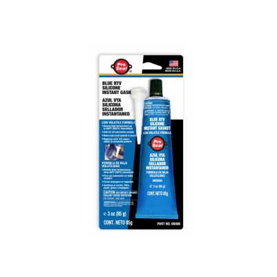 Pro Seal Blue RTV Silicone Instant Gasket - 80006