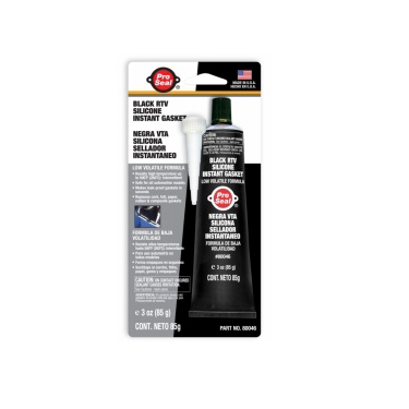 Pro Seal Black RTV Silicone Instant Gasket