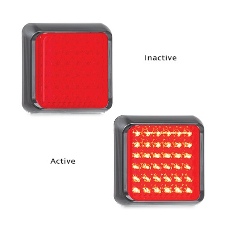 LED Autolamps 80 Series Stop/Tail Module or Insert - 80RM - Each