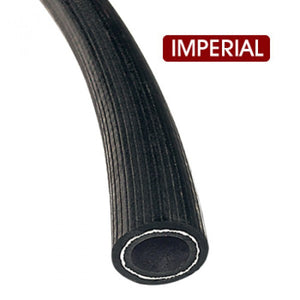 "Rubber Air Brake Hose 3/8"" - Black - Per Metre"