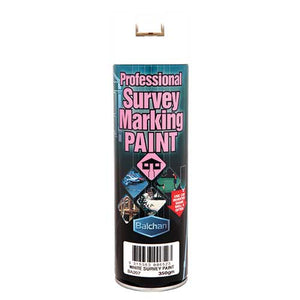 Balchan Line Marking Paint 350g Spray Can - Box of 12
