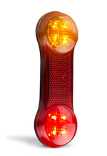 LED Autolamps 3M Stick On Dogbone Stop/Tail & Indicator Tail Lamps - Pair