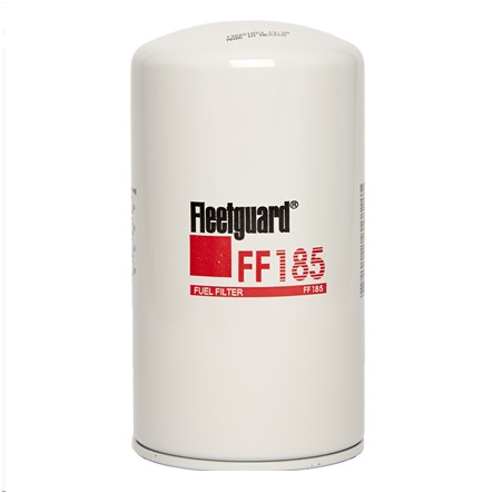 Fleetguard Fuel Filter Spin on Caterpillar, FF185